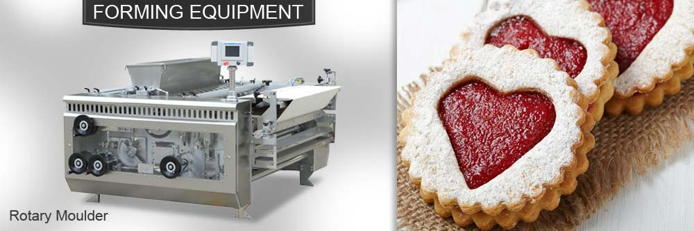 Forming Equipment for Food Manufacture