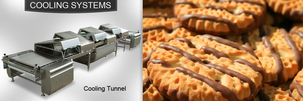 Cooling Systems for Wholesale Food Processing